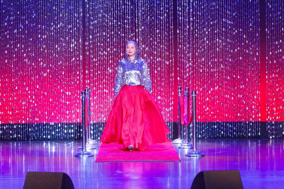 Fashion show at REAF's Help is on the Way XIII: Putting on the Glitz on August 20th 2017 at Herbst Theater in San Francisco, CA (Photo - Drew Altizer Photography) Photo: Drew Altizer Photography/Photo - Drew Altizer Photography