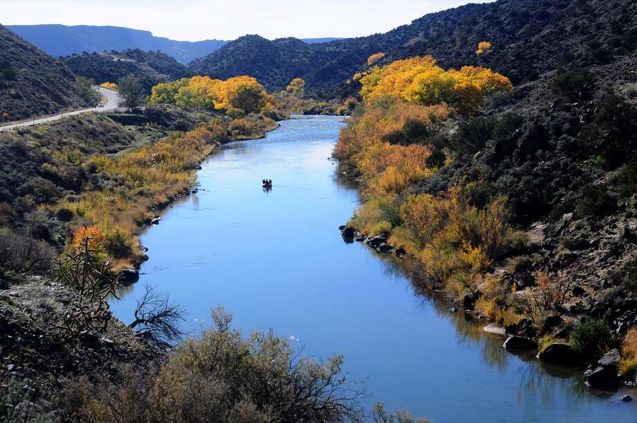 The Rio Grande flowing through New Mexico. Photo: Robert Alexander / Getty Images