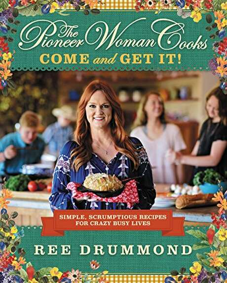 Ree Drummond signs her new cookbook at Blue Willow Bookshop Nov. 2.
