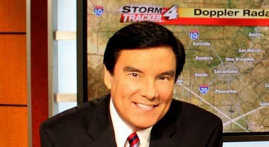 San Antonio Tv Weatherman Albert Flores Called Cheap On