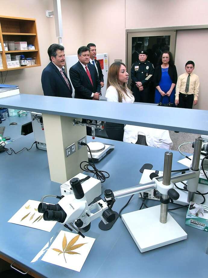 Good Call On Fees For State Crime Labs San Antonio