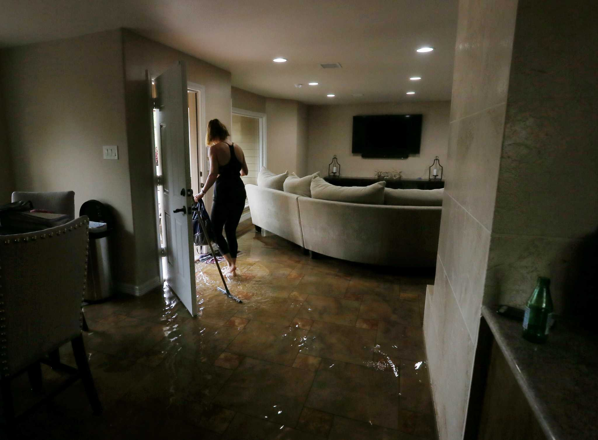Getting flood insurance money may be next hurdle - Houston