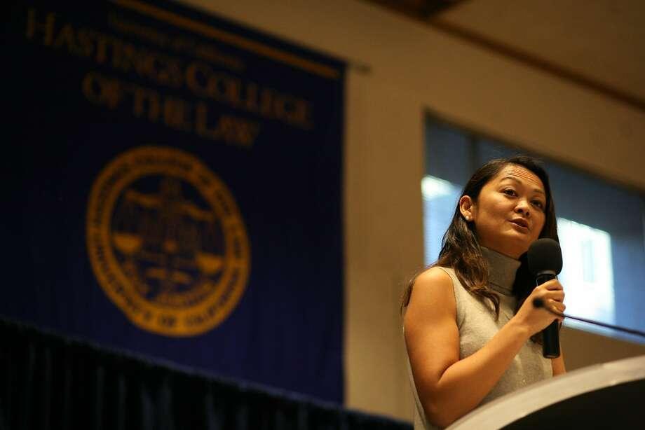 San Francisco Assessor-Recorder Carmen Chu. Photo: James Tensuan, SFC