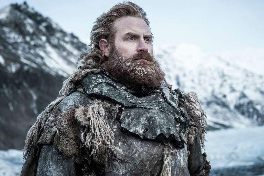 See Game of Thrones' Tormund without his beard