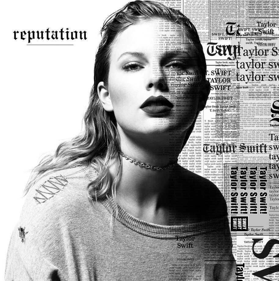 "This cover image released by Big Machine shows art for her upcoming album, ""reputation,"" expected Nov. 10. (Big Machine via AP) Photo: Associated Press / Big Machine"