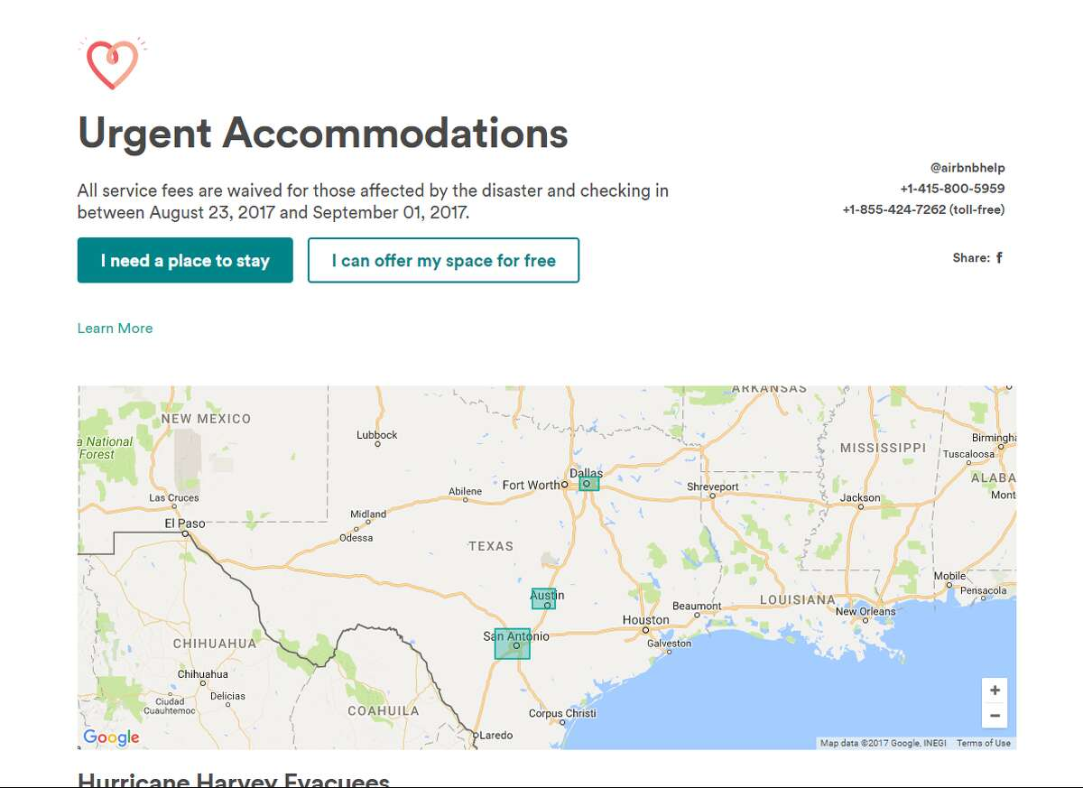 Airbnb Airbnb is waiving fees for