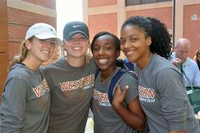 Western Connecticut State University students moved onto the Danbury campus on August 25, 2017. Were you SEEN?