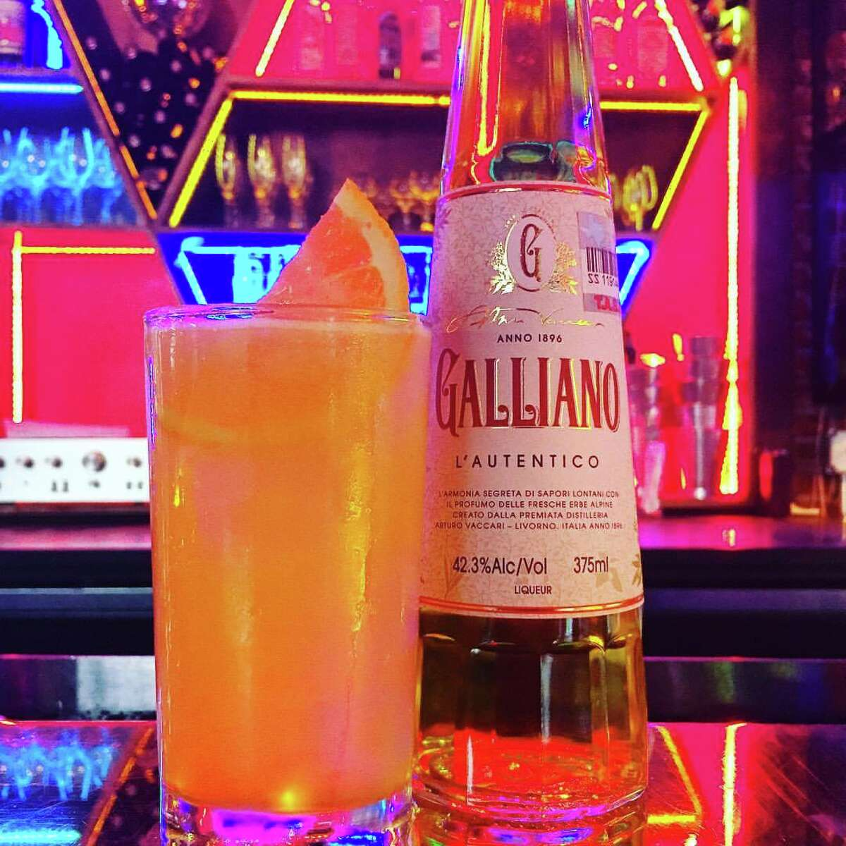 Better Luck Tomorrow will be serving Harvey Wallbanger cocktails during Hurricane Harvey if the bar is open, weather permitting.