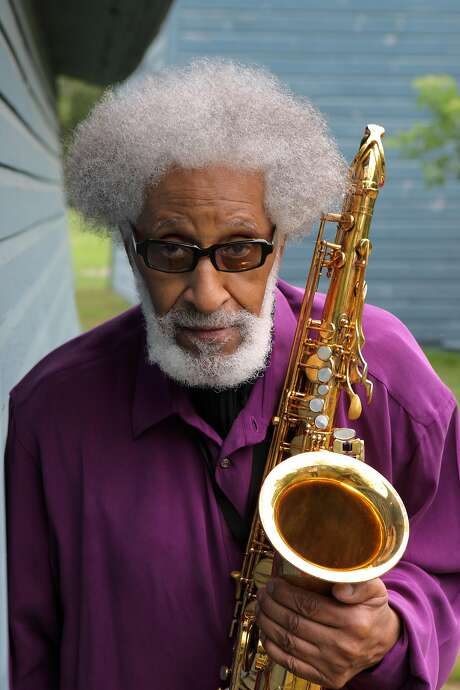 The towering tenor saxophonist Sonny  Rollins will be honored with a musical tribute at the Monterey Jazz Festival. Photo: John Abbott, �John Abbott  -  Www.johnabbottphoto.com