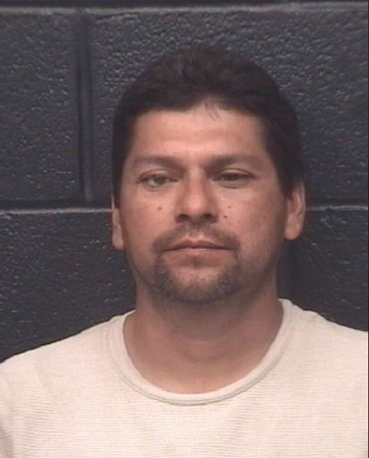 Jaime Fernandez, 45, was arrested and charged with felony possession of marijuana in the 2700 block of Chestnut Street. Photo: Webb County Sheriff's Office