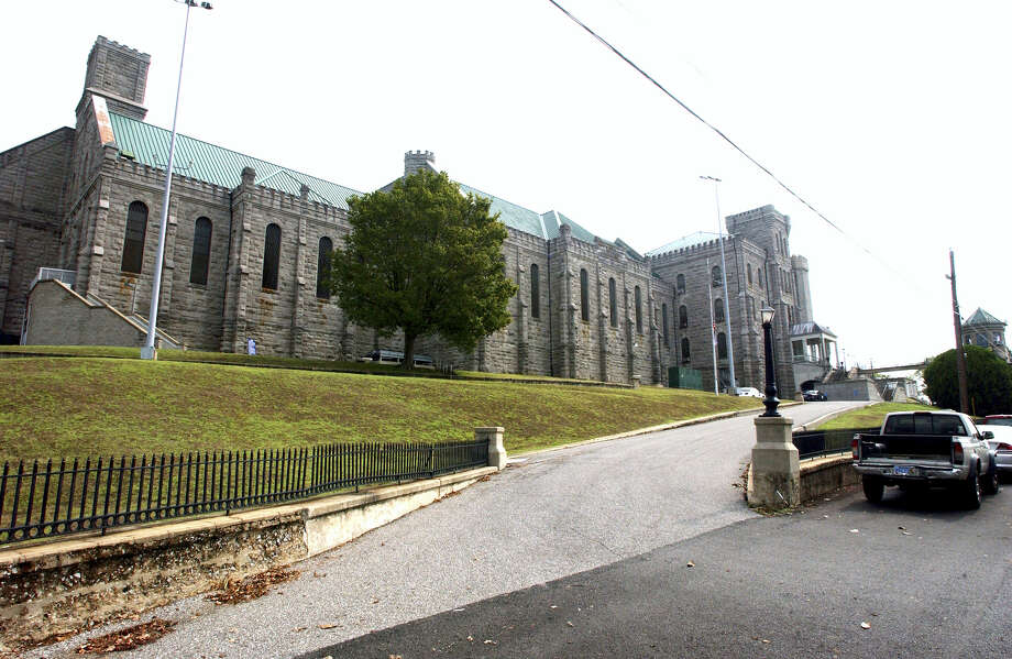 In this Sept. 10, 2007, file photo shows, the Kentucky State Penitentiary in Eddyville, Ky. Officials say Friday, June 30, 2017, that Kentucky's only maximum security prison is on lockdown after inmates attacked eight workers. Department of Corrections spokeswoman Lisa Lamb told media that 16 inmates attacked the workers Thursday afternoon near a canteen line in the yard of the Kentucky State Penitentiary. Photo: AP Photo/Daniel R. Patmore, File   / FR83394 AP