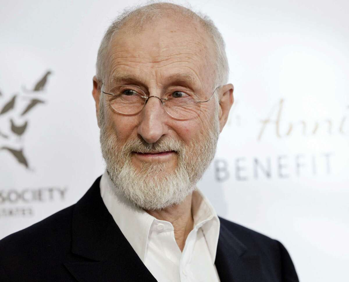 In this Saturday, March 29, 2014, file photo, actor James Cromwell arrives at The Humane Society Of The United States 60th Anniversary Benefit Gala, in Beverly Hills, Calif. Oscar-nominated actor James Cromwell is facing jail time for refusing to pay fines over his arrest at a protest at a New York power plant. The Times Herald-Record of Middletown reports a judge on Thursday, June 29, 2017, sentenced Cromwell to seven days in jail. Cromwell was among a group found guilty of obstructing traffic at a December 2015 sit-in at the site of a natural gas-fired power plant being built in Wawayanda.
