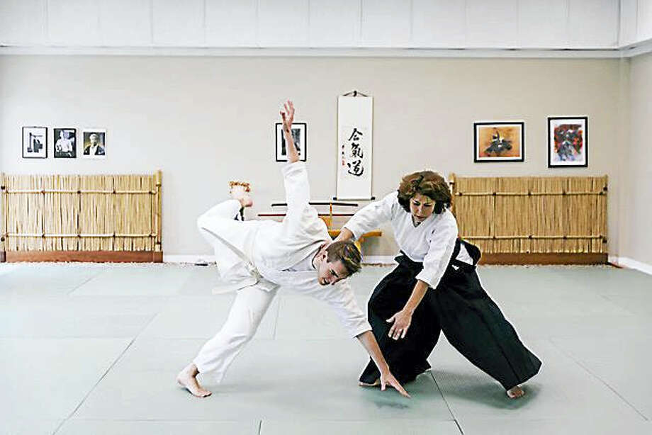 Photo by Jacek Dolata PhotographyAikido uses non-violent movement to defend one's self. Photo: Digital First Media