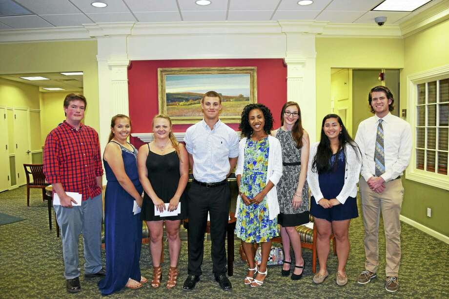 Salisbury Bank recently announced the recipients of its 2017 Annual Scholarship Program. Photo: Contributed Photo