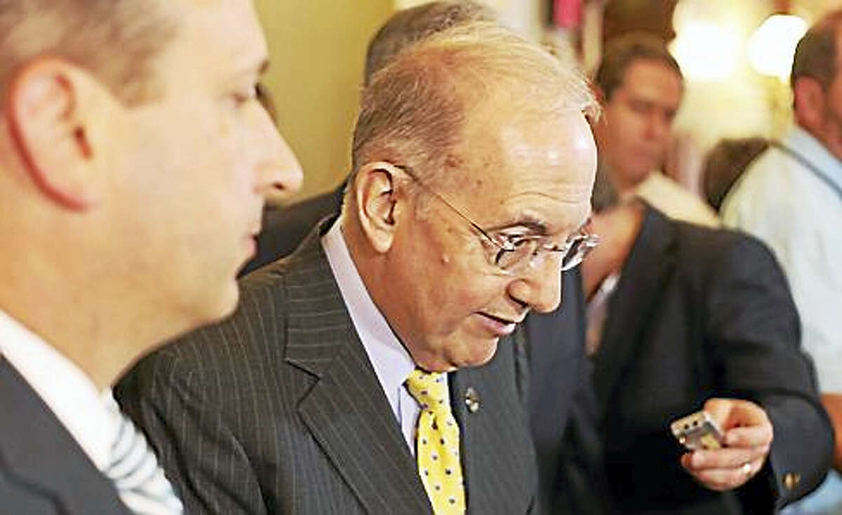 Senate President Martin Looney, D-New Haven