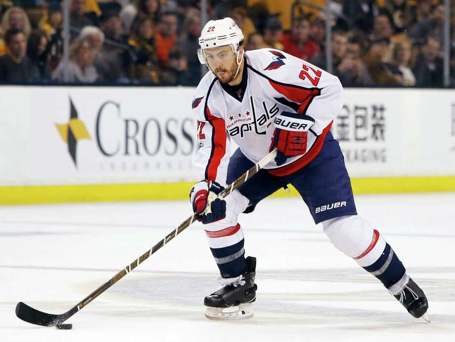 Defenseman Kevin Shattenkirk is looking at a long-term, lucrative deal after leading all pending unrestricted free agents with 56 points last season. Photo: The Associated Press File Photo  / FR170221 AP
