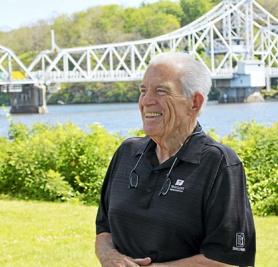 Middlesex County Chamber of Commerce Larry McHugh Photo: Cassandra Day — Hearst Connecticut Media