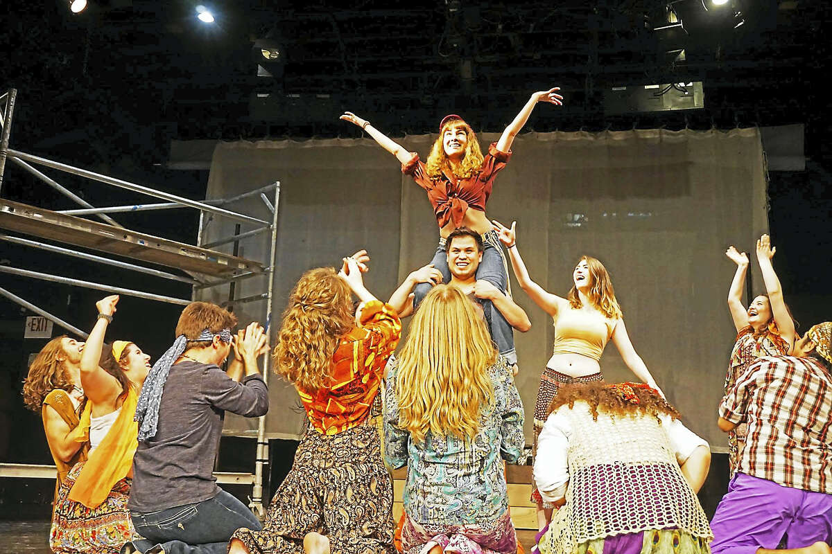 "The Sherman Players present ""Hair,"" opening Friday night at the playhouse in Sherman."