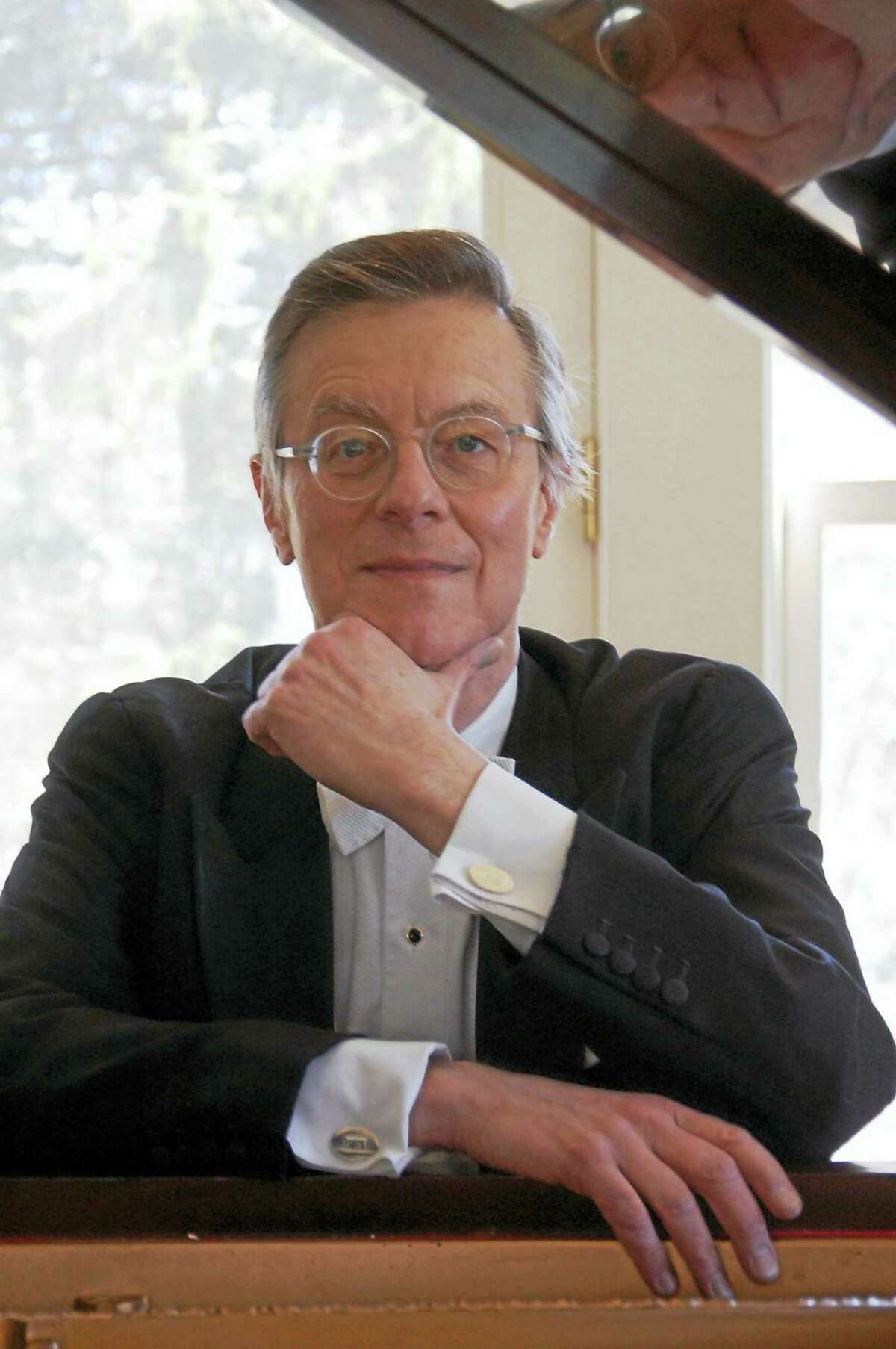 "Pianist Peter Serkin will perform ""Piano 4 Hands"" with Anna Polonsky on Sunday afternoon at Music Mountain."