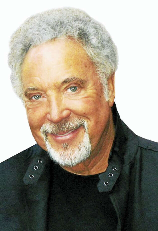 Contributed photoVocalist Tom Jones is set to perform at the Grand Theater located inside of the Foxwoods Resort Casino on Sept. 9. Photo: Digital First Media