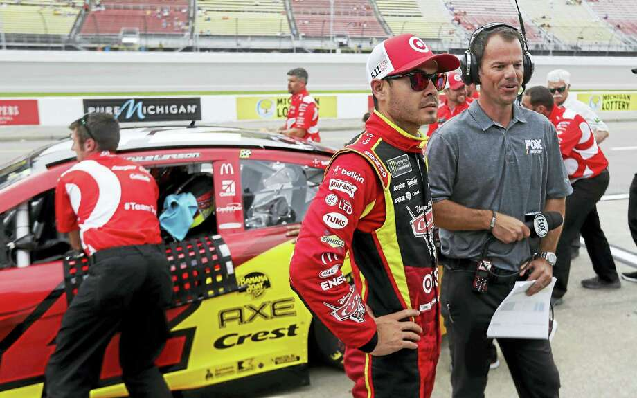 Chip Ganassi Racing driver Kyle Larson. Photo: The Associated Press File Photo  / Copyright 2017 The Associated Press. All rights reserved.