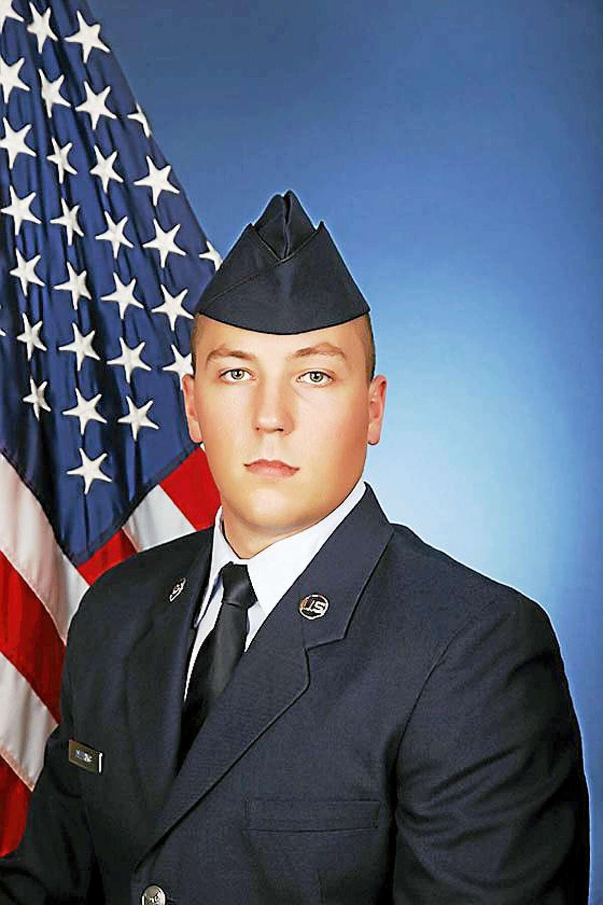 Airman Alex Deering