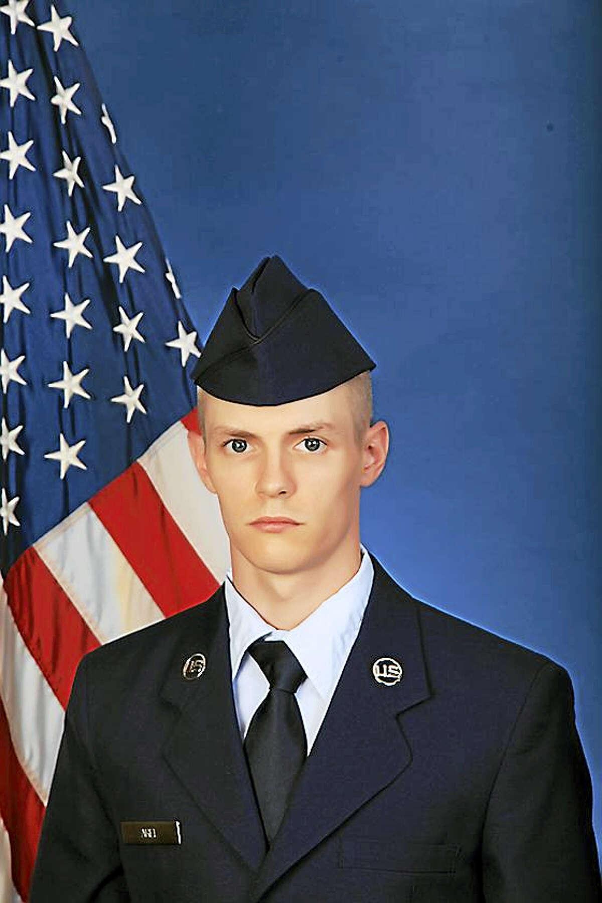 Airman Kevin Arel
