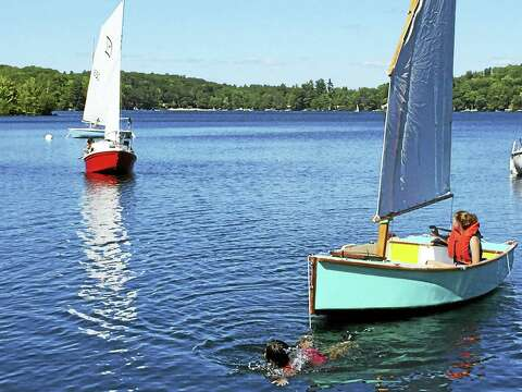 In New Hartford, recreational yachting takes sail at West