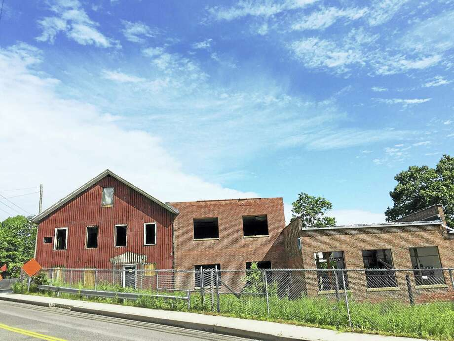 The former Lambert Kay property on Lake Street in Winsted. Photo: Register Citizen File Photo