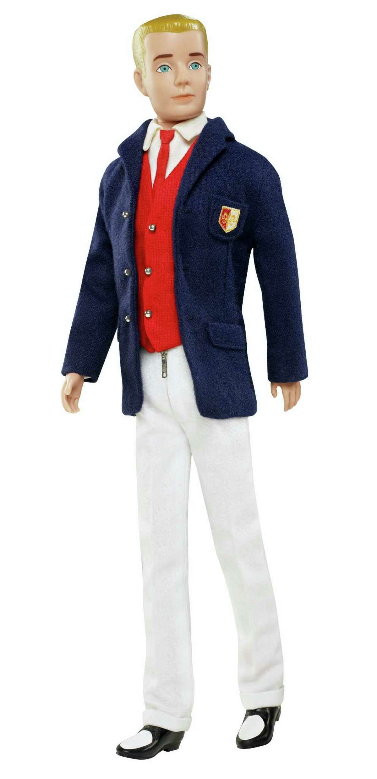 This photo provided by Mattel shows a 1962 Ken doll. Mattel announced Tuesday, June 20, 2017, that the company is introducing 15 new looks for the male doll, giving him new skin tones, body shapes and hair styles. The makeover is part of the toy company's plan to make its dolls more diverse and try to appeal to today's kids, many of whom would rather pick up an iPad than a doll. Barbie received a similar overhaul more than a year earlier.