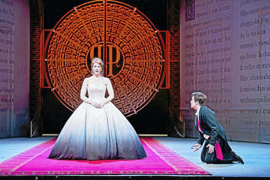 "Massenet's ""Cendrillon"" will be presented live in HD at the Warner Theatre on April 28, 2018. Photo: Photos Courtesy Of The Metropolitan Opera  / ? Bill Cooper"