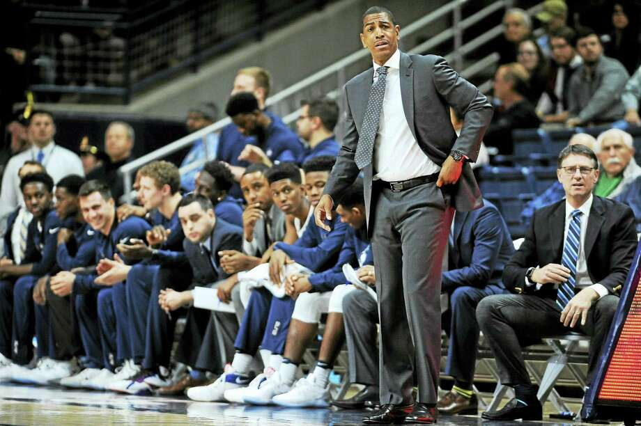The UConn men's basketball team announced the bulk of the rest of its non-league home slate on Monday. Photo: The Associated Press File Photo  / AP2017