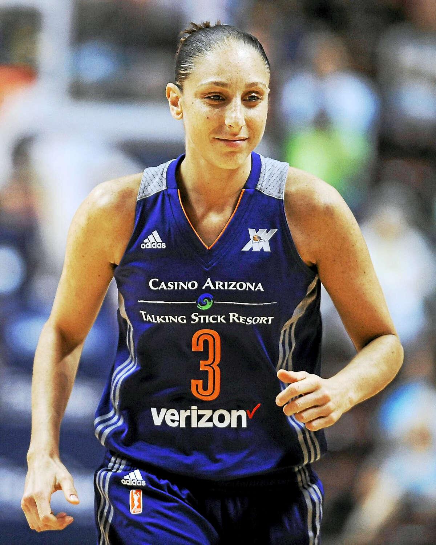 The Mercury's Diana Taurasi became the WNBA's career scoring leader on Sunday.