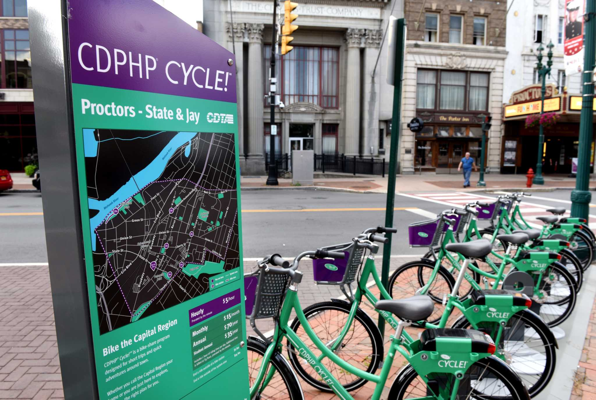 CDPHP Cycle! returns with 500 bicycles to share