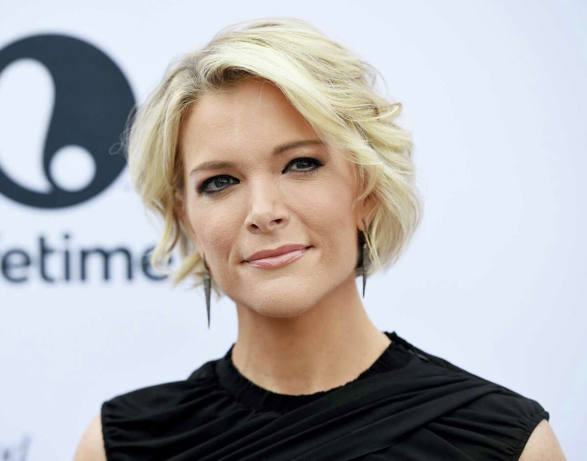 "In this Dec. 7, 2016, file photo Megyn Kelly poses at The Hollywood Reporter's 25th Annual Women in Entertainment Breakfast in Los Angeles. Kelly defended her decision to feature ""InfoWars"" host Alex Jones on her NBC newsmagazine despite taking heat Monday from families of Sandy Hook shooting victims and others, saying it's her job to ""shine a light"" on newsmakers. Critics argue that NBC's platform legitimizes the views of a man who, among other conspiracy theories, has suggested that the killing of 26 people at the Sandy Hook Elementary School in Newtown, Connecticut, in 2012 was a hoax."
