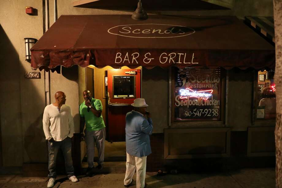 The exterior of Scend's restaurant. Photo: Craig Lee, Special To The Chronicle