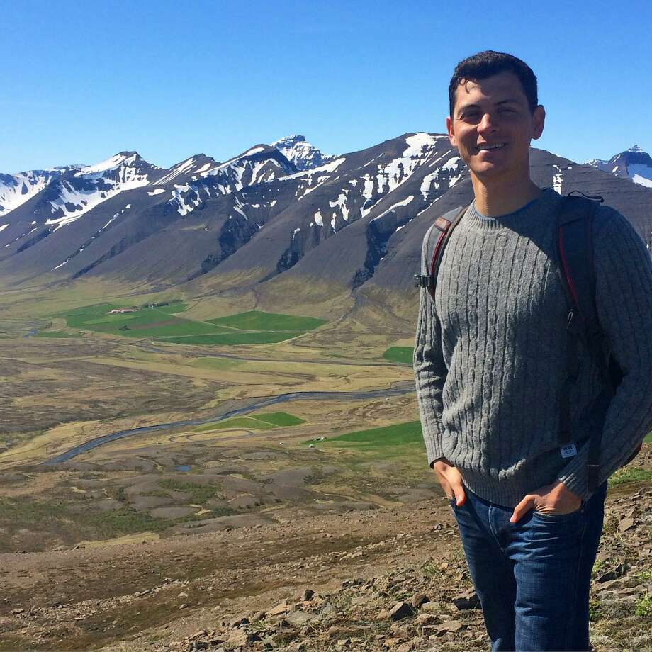 This undated photo shows Matt Kepnes on a hike in Iceland. Kepnes is a travel expert known to his fans as the blogger Nomadic Matt. Photo: Matt Kepnes Via AP / Matt Kepnes