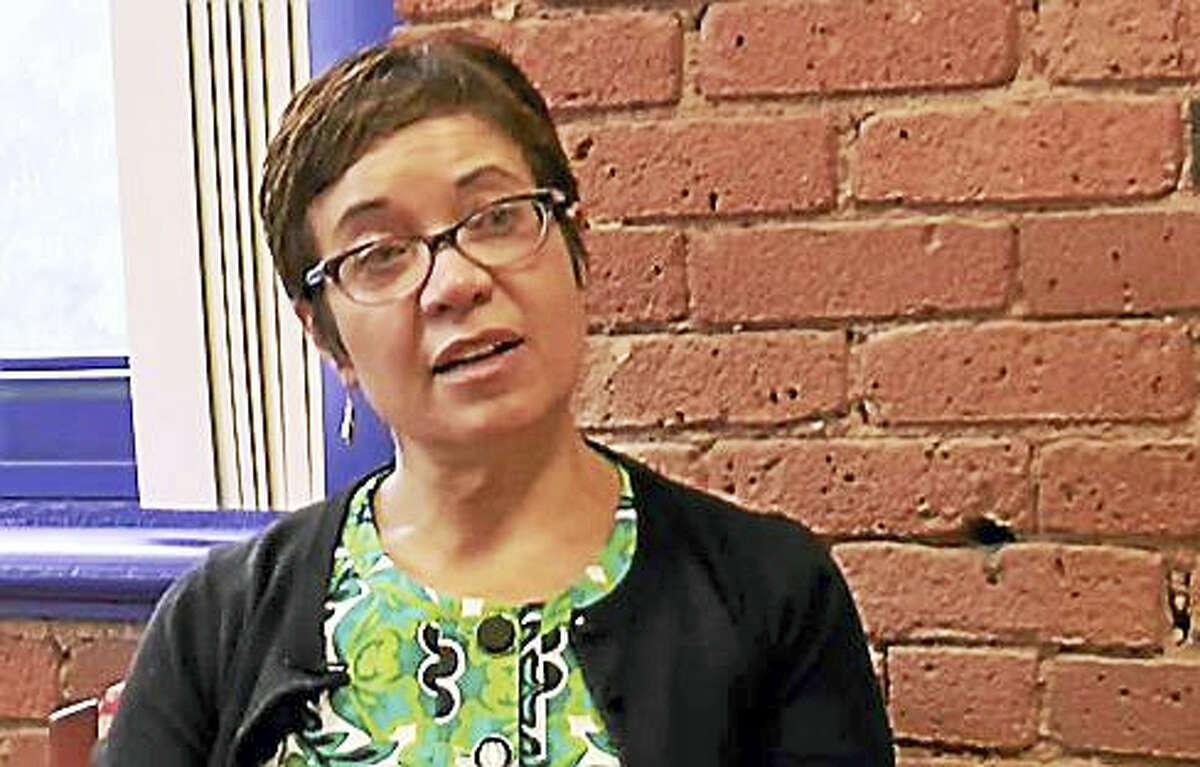 Frances Padilla, president of the Universal Health Care Foundation