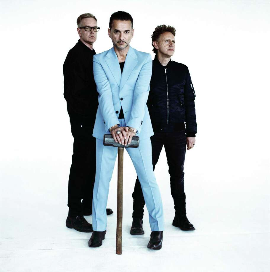 Depeche Mode plays Mohegan Sun Arena on Friday, Sept. 1. Photo: Mohegan Sun Arena / Contributed Photo