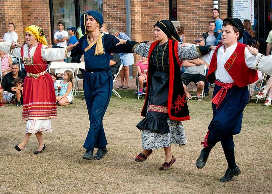 The 37th annual Odyssey Festival at Saint Barbara Greek Orthodox Church in Orange kicks off on Friday. It will feature food, dancing, music and crafts and is set to run through Monday. Find out more.  Photo: Saint Barbara Greek Orthodox Church / Contributed Photo