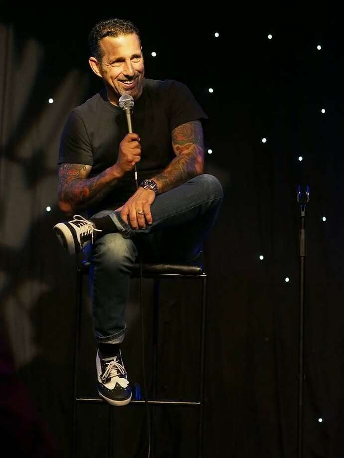 Rich Vos returns to Comix at Mohegan Sun for four performances Thursday through Saturday, Aug. 31, to Sept. 2. Photo: Rich Vos / Contributed Photo