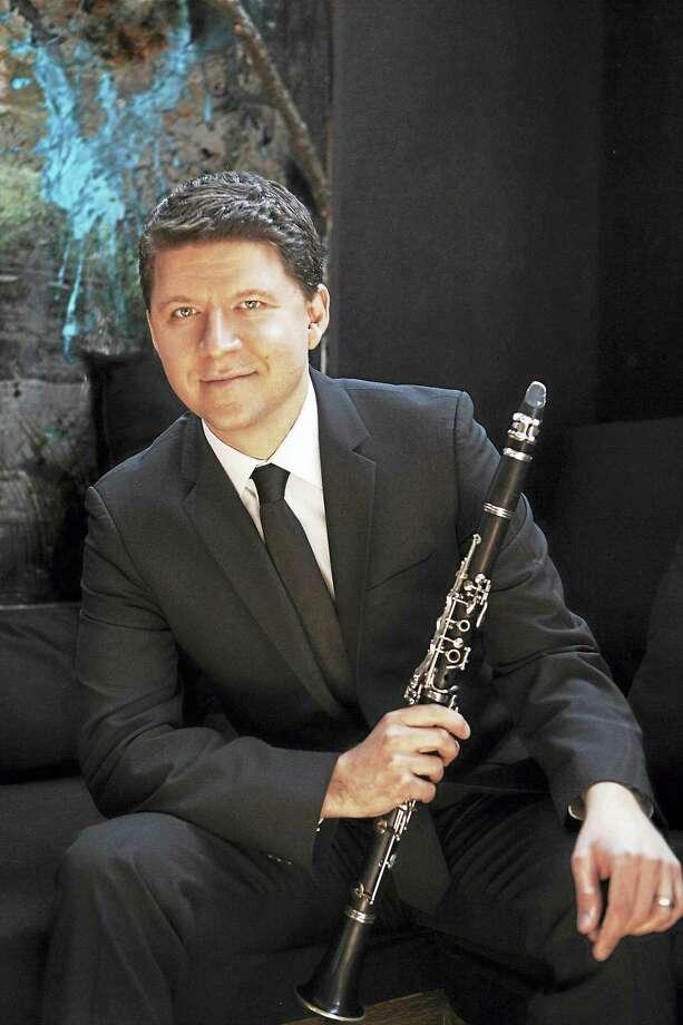 Clarinetist Alexander Filterstein. Photo: Contributed Photo