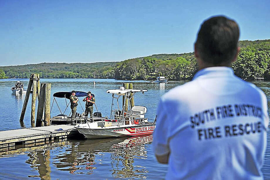 17-year-old Jay Agli of Meriden was swept away from the sandbar at Haddam Meadows Sunday evening just after 5 p.m. Photo: Olivia Drake Photo