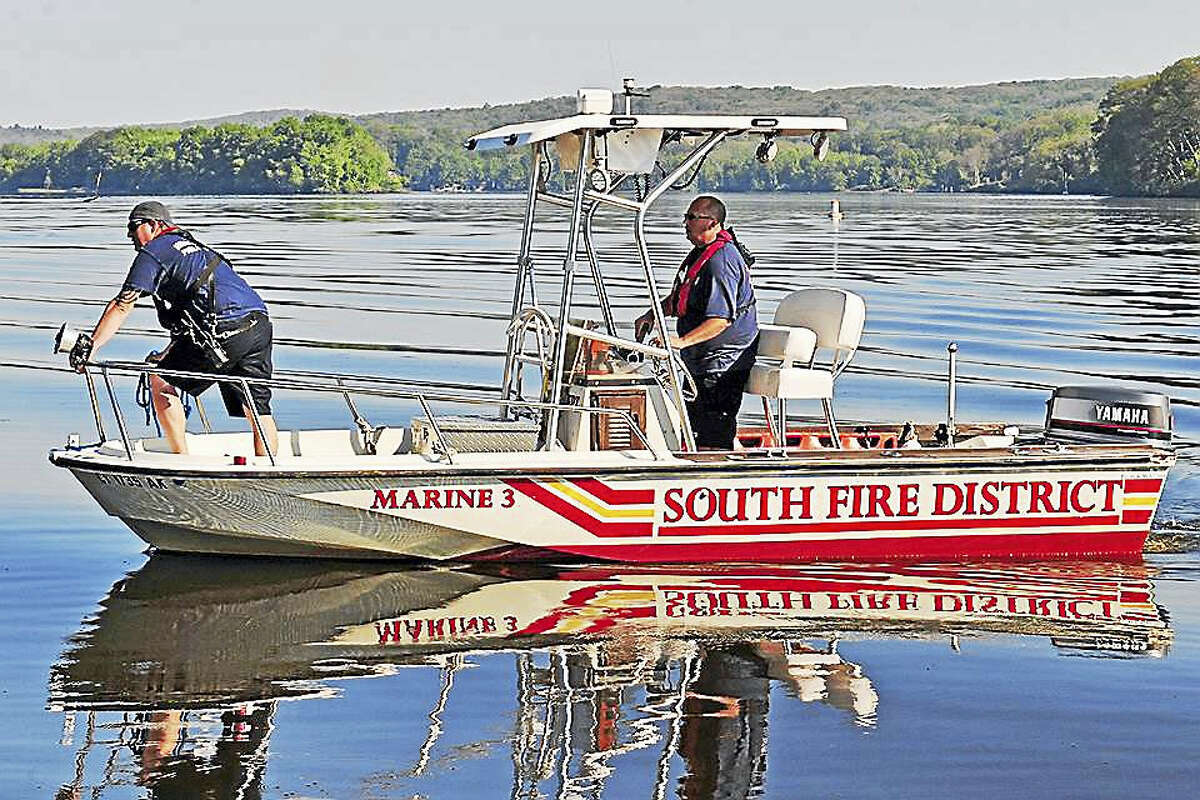 Connecticut State Police, Middletown's South Fire District and Haddam dive teams joined others searching for the teen who went missing in the Connecticut River Sunday night.