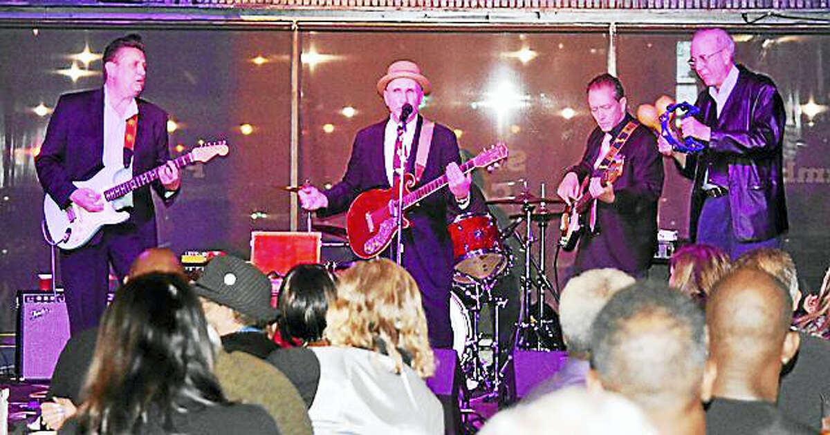 D Smith Blues Band will join the Saturday's Blues Challenge Finals.