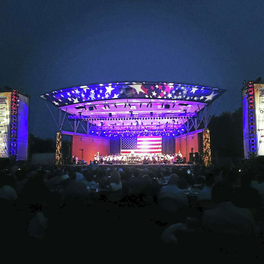 """The Hartford Symphony Orchestra kicks off the Talcott Mountain Music Festival series on June 30 with """"Celebrate America."""" Photo: Contributed Photo"""