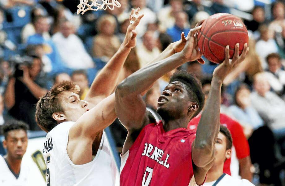 David Onuorah will join the Huskies next season. Photo: The Associated Press File Photo  / AP