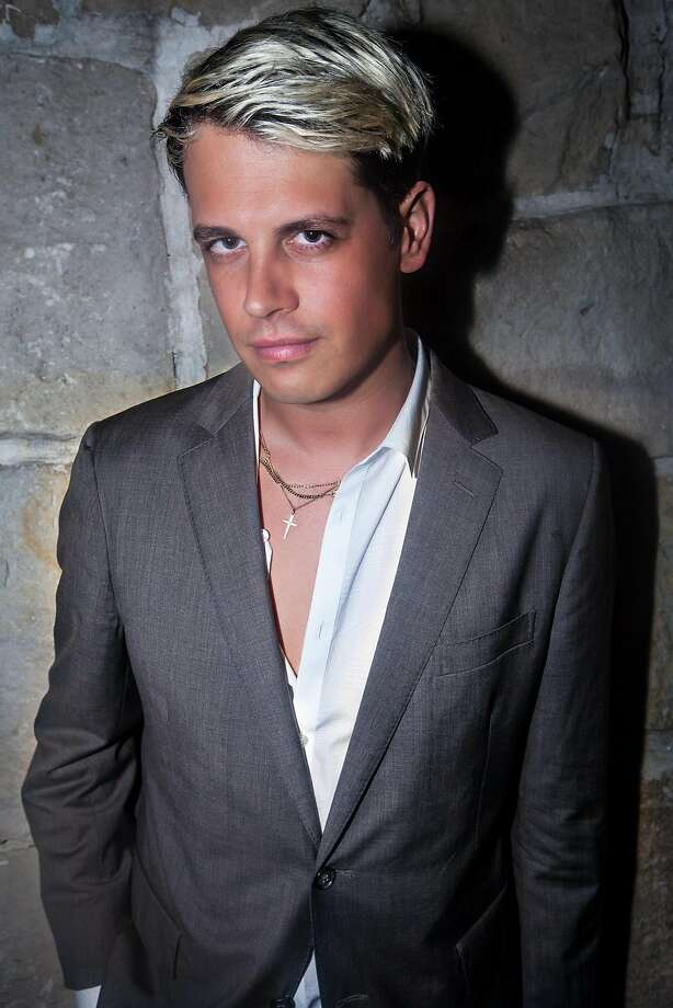 Milo Yiannopoulos on Wednesday, Aug. 9, 2017. He has been invited to appear at UC Berkeley in late September.  Photo: Michael Mullenix, TNS