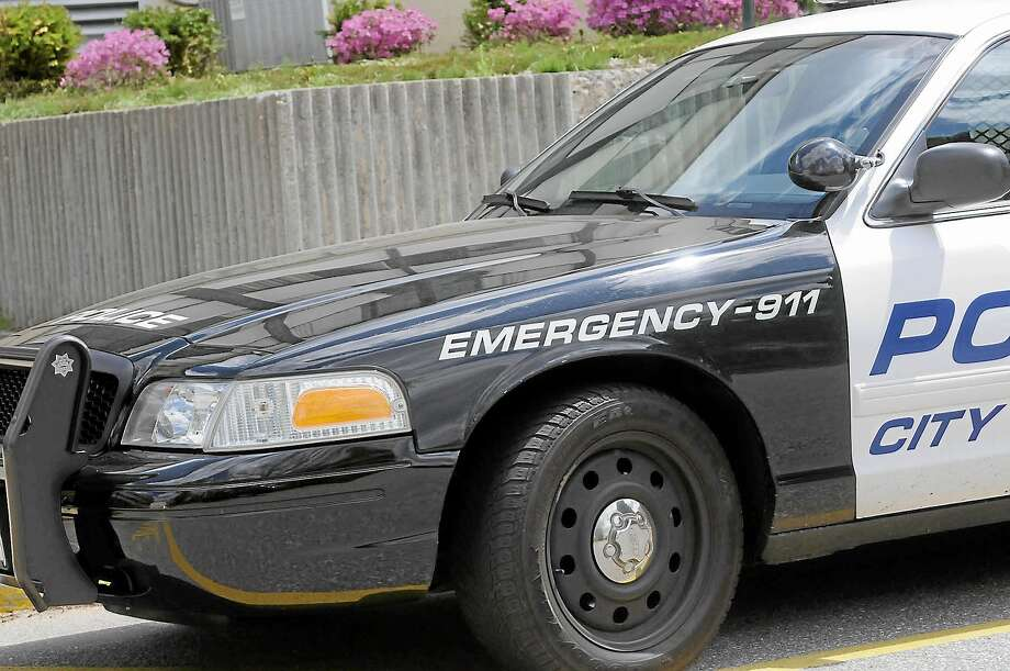 A Torrington police cruiser Photo: REGISTER CITIZEN File Photo
