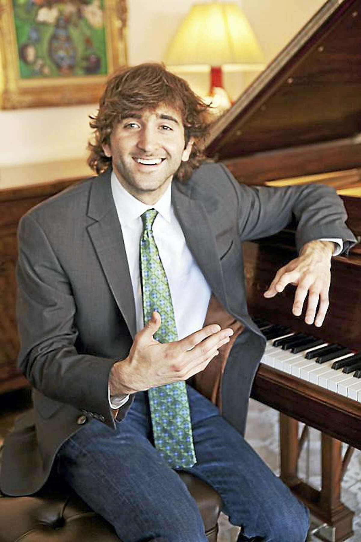 The Joe Alterman Trio joins the lineup at this year's Litchfield Jazz Festival, Aug. 5-6 at the Goshen Fairgrounds. Tickets are now available.